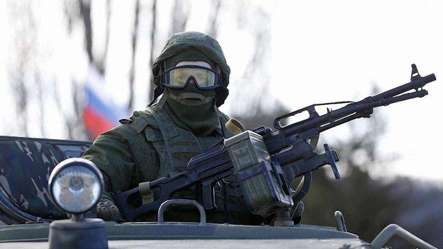 За час проведення АТО на Донбасі загинули понад 5,5 тис. росіян