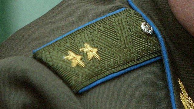 Російський генерал у відставці вчинив самогубство у Москві