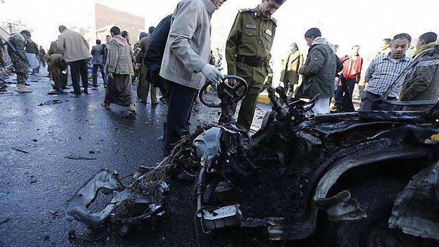 Невідомі вчинили теракт в центрі столиці Ємену