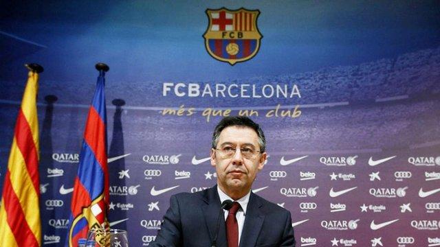 «Барселона» розірвала відносини з ФІФА