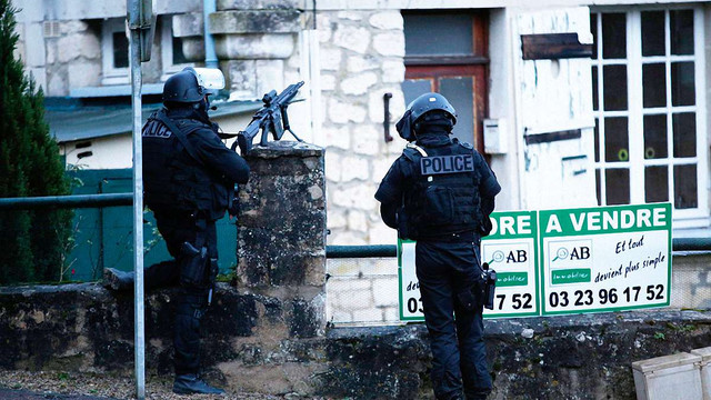 Терористів, які напали на редакцію Charlie Hebdo, вбили під час штурму