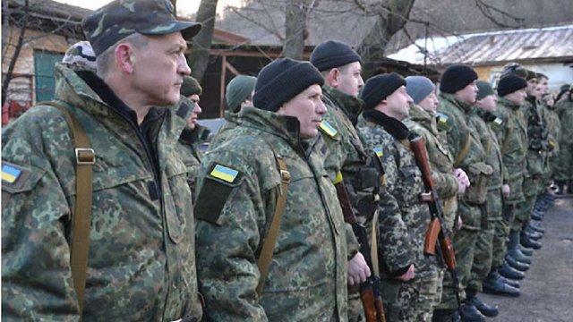 У зону АТО поїхали  63 правоохоронці зі Львівщини