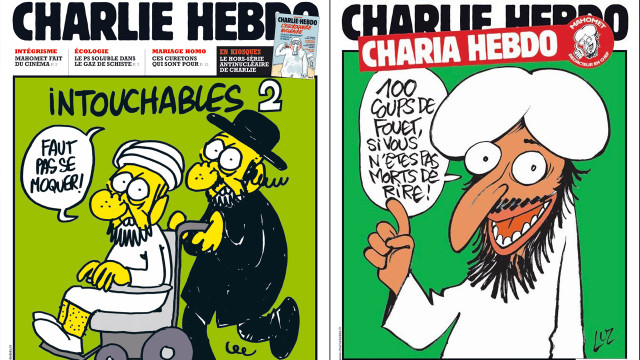 Новий номер Charlie Hebdo вийде з карикатурами на пророка Магомета