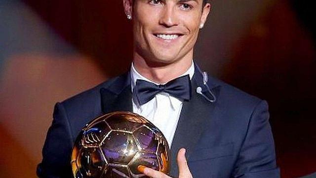 Кріштіану Роналду вдруге поспіль здобув «Золотий м'яч» ФІФА
