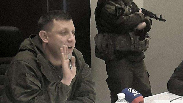 Лідер бойовиків ДНР хоче позбавити шахтарів пільг і ліквідувати їхні профспілки