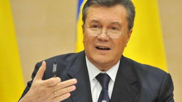 Interpol відмовився шукати Януковича за підозрою у вбивстві майданівців