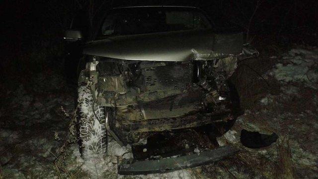 Водій Nissan, який скоїв ДТП на об'їзній дорозі поза Львовом, був п'яним, – МВС
