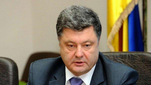 Порошенко підписав указ про проведення трьох хвиль мобілізації