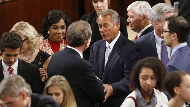 Палата представників США блокувала імміграційний указ президента Обами
