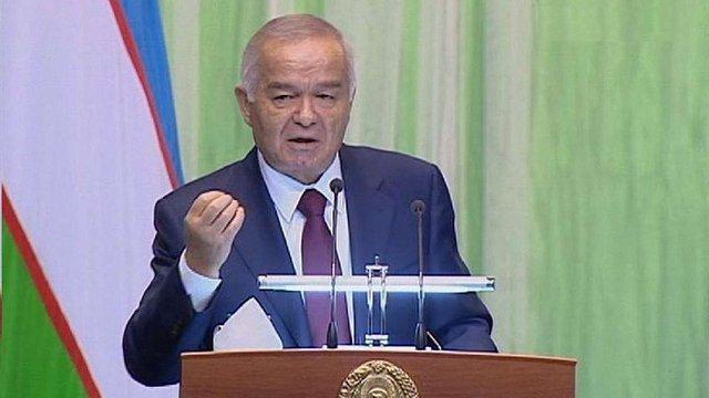 Іслама Карімова знову висунули кандидатом у президенти Узбекистану