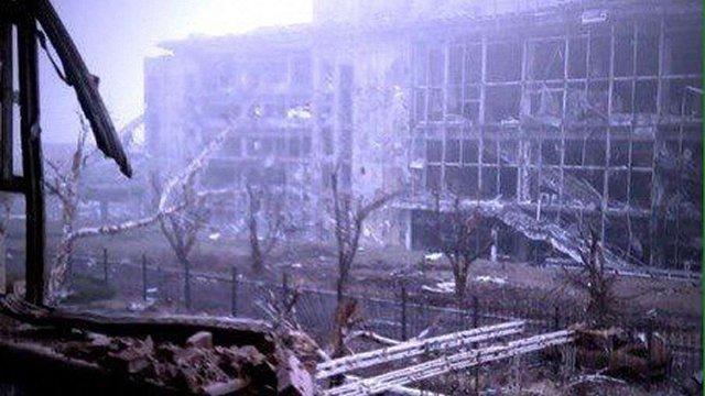 """У боях за донецький аеропорт сьогодні загинуло двоє """"кіборгів"""""""