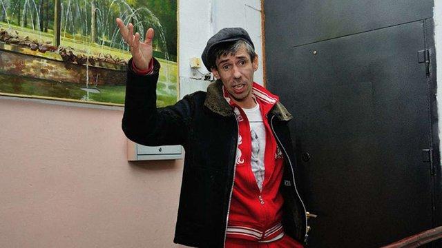 Російський актор Панін опинився за ґратами