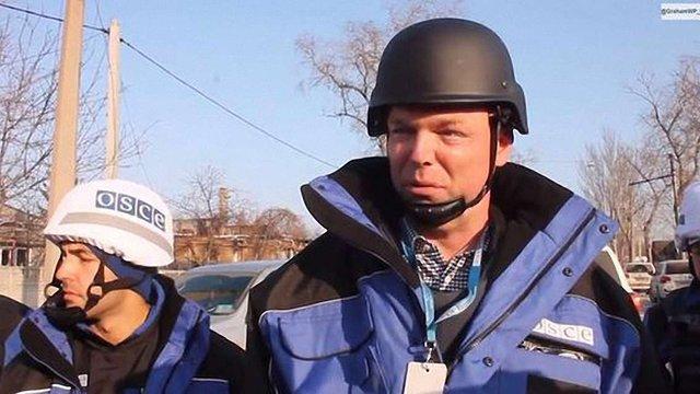 ОБСЄ відзначили пересування бронетехніки бойовиків у Донецькій області