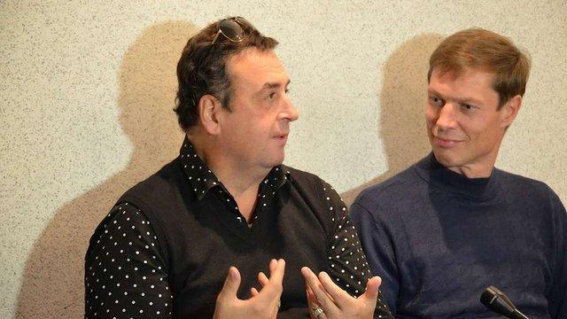 У Трускавці закликають бойкотувати концерт гумористів Данильця та Мойсєєнка