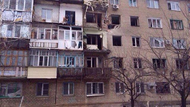 Під час обстрілу терористами Дебальцевого загинули троє людей