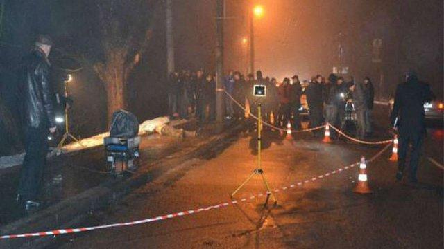 У Львові розстріляли бізнесмена, а тіло викинули на дорогу