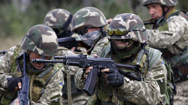 Американські інструктори з весни навчатимуть українських нацгвардійців на Яворівському полігоні