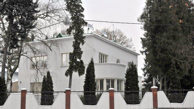 Президентську резиденцію у Львові оцінили у ₴28 млн