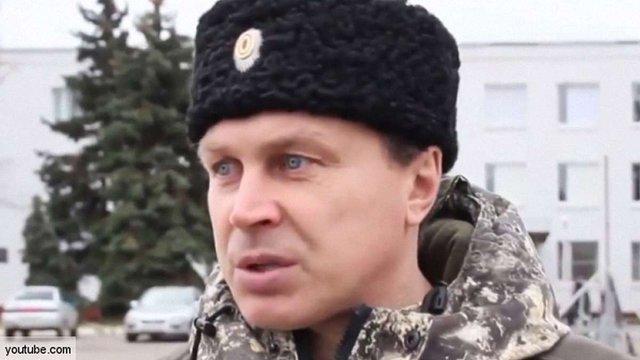 """Бойовики заявили, що українські диверсанти вбили """"народного мера"""" Первомайська"""
