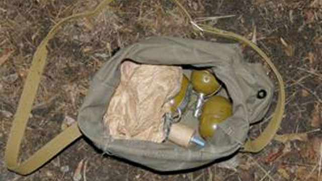 На Черкащині, біля залізничної станції виявили схованку з вибухівкою, - СБУ