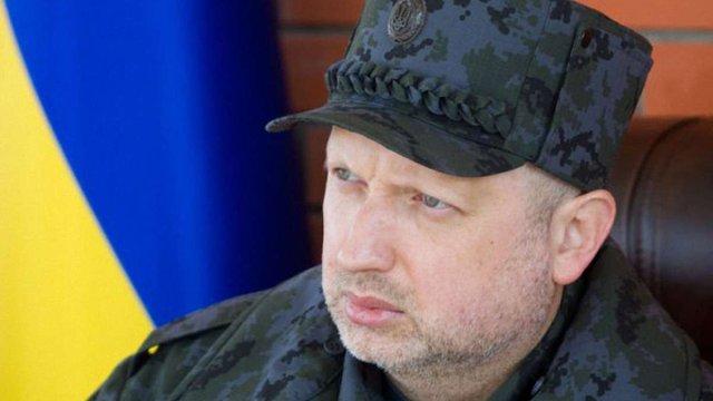 Турчинов попередив про можливість наступу бойовиків на півночі і в районі Донецька
