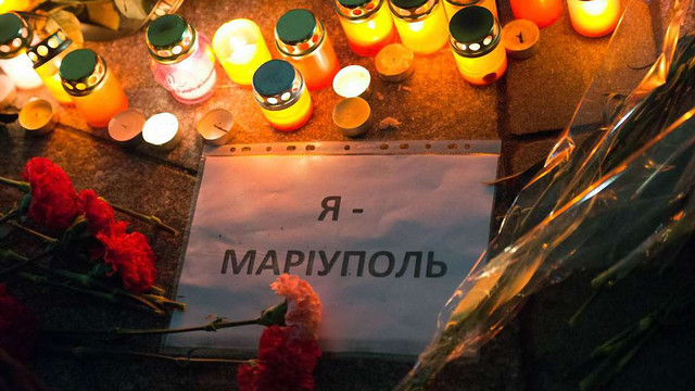 Українські телеканали знімають з ефіру розважальні передачі у зв'язку з подіями в Маріуполі