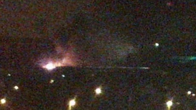 На залізничній станції в Харкові стався вибух