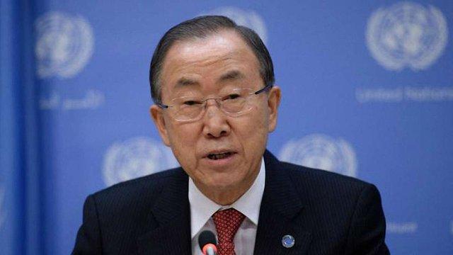 Генсек ООН назвав обстріл Маріуполя порушенням міжнародного гуманітарного права
