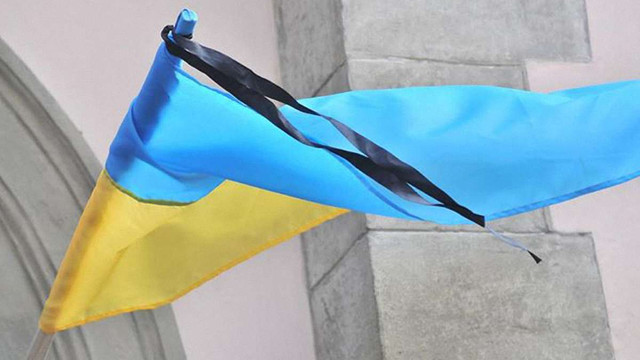 В Україні сьогодні оголошено день жалоби за загиблими у Маріуполі