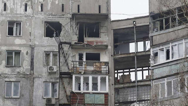 Для того, щоб засклити вікна в постраждалих будинках Маріуполя потрібно ₴11 млн