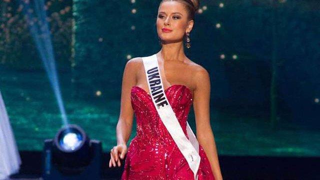 """Українка стала віце-міс на конкурсі краси """"Міс Всесвіт"""""""