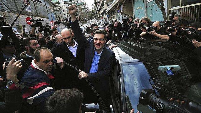 На виборах у Греції перемогли ліві радикали