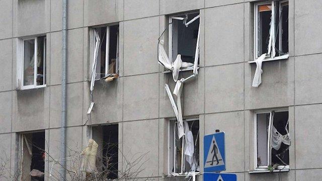 У центрі Варшави прогримів потужний вибух
