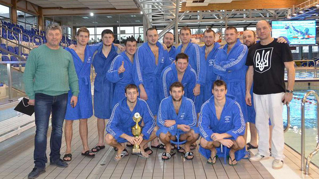 Львівські ватерполісти стали переможцями міжнародного турніру в Польщі
