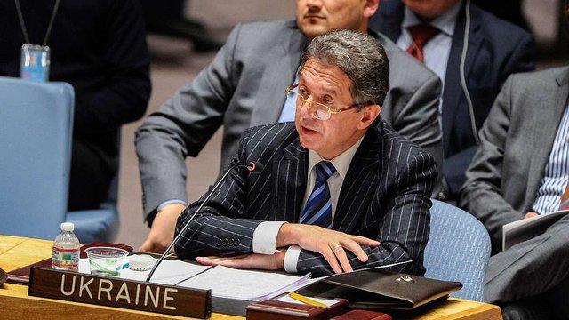 Україна знову просила Радбез ООН визнати ДНР та ЛНР терористичними організаціями