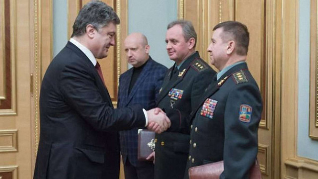 Люстрованого генерала поновили на посаді заступника начальника Генштабу