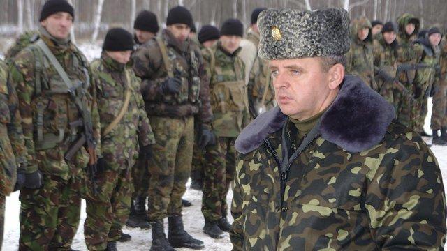 У Генштабі не бачать потреби у заміні генерала Муженка