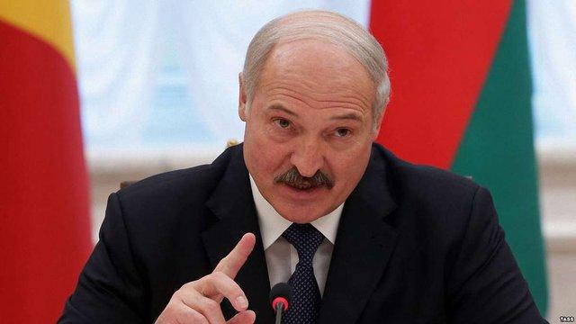 """Лукашенко: Білорусь - це не частина """"русского мира"""""""