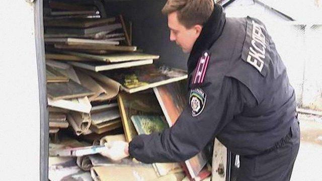 На Київщині затримано злодіїв за крадіжку картин на  ₴15 млн
