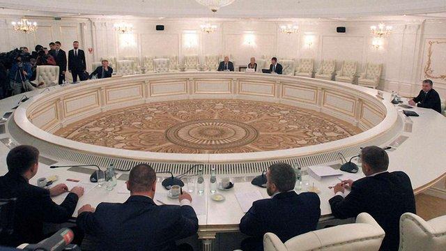 Українська сторона готова зустрічатися в Мінську тільки з підписантами угод, - МЗС