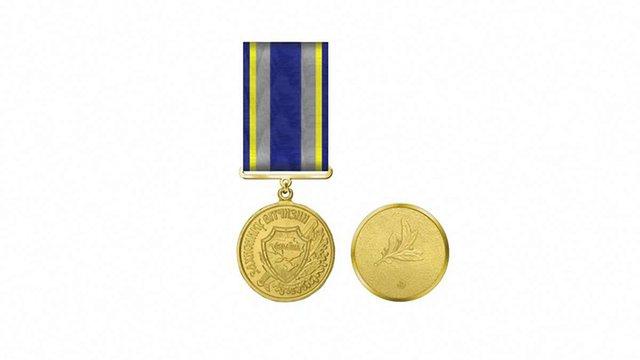 Порошенко заснував медаль «Захиснику Вітчизни»