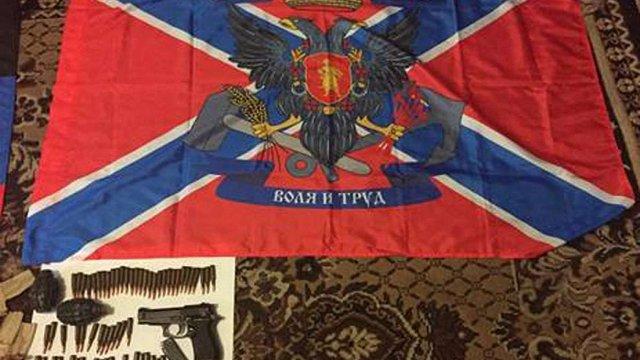 СБУ затримала бойовика ЛНР, який готував теракти в Запоріжжі