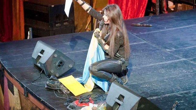 Співачка Руслана вирішила повернутися на сцену
