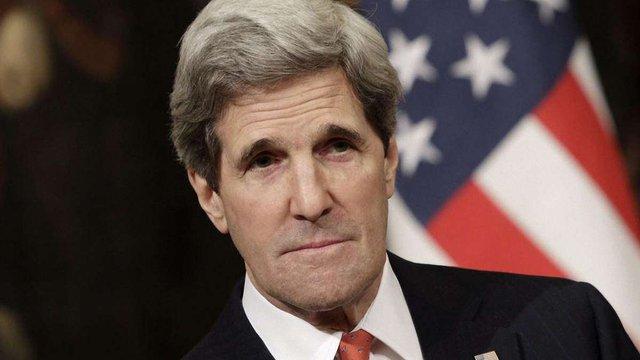 Державний секретар США Джон Керрі приїде до Києва 5 лютого