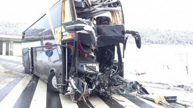 У Словаччині розбився автобус з українцями, є загиблі