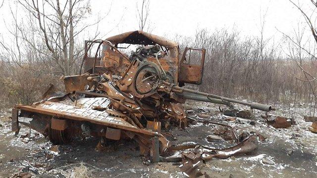 За минулу добу російські війська втратили 129 людей вбитими і 331 - пораненими