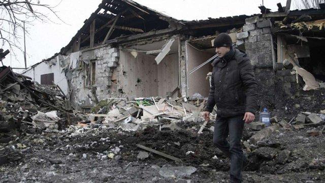 В результаті обстрілів на Луганщині загинули троє мирних жителів, - Москаль