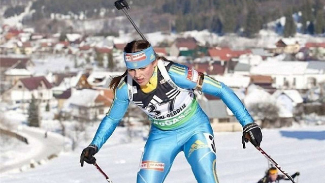 Ірина Варвинець здобула срібло на чемпіонаті Європи з біатлону
