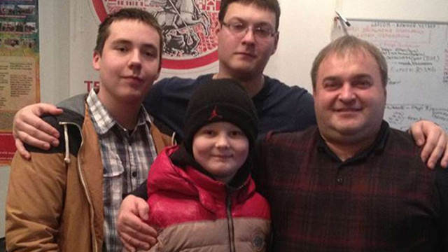 Дев'ятирічний львів'янин віддав на ліки для армії гроші, які заколядував на Різдво