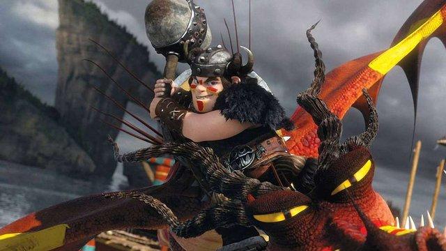 «Як приборкати дракона 2» став найкращим мультфільмом року